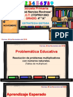 Presentación José Narciso Rovirosa 4to.