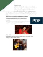 Historia y Origen de La Canción Criolla