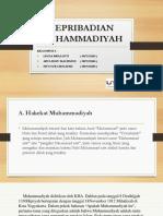 Kepribadian Muhammadiyah Kelompok 5
