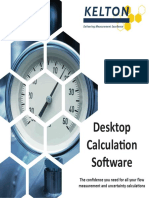 KELTON Desktop Calculation Software Brochure