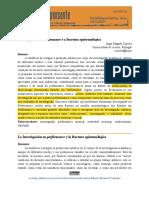 Salgado-Correia-Investigação Em Performance e a Fractura Epistemológica