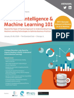 Artificial Intelligence Machine Learning 101 t109 -r4