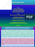 Actividad #3 Presentacion Investigacion Mixta, Ventajas y Limites Por Dary Enoth Julio y Manuel