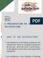 A Presentation on Job Satisfaction-2