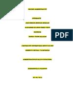 Actividad 4 Proceso Administrativo