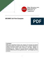 IMS Call Flows