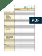 Server Maintenance Checklist_3