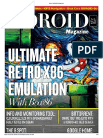 Odroid Magazine. April 2019.Issue 64