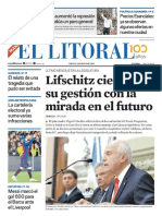 El Litoral Matutino 02/05/2019