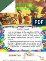 1. LITERATURA PREHISPANICA