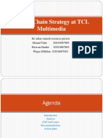 Supply Chain Strategy at TCL Multimedia.pptx