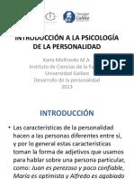 2. Intro. Psico de La Personalidad