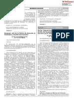 Aumento de pensiones para los jubilados del DL 19990