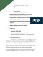 Fases Del Procedimiento Administrativo Comun