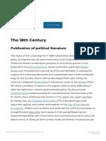 English Literature - The 18th Century _ Britannica.com . ANTONIO RESTANO