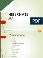 Hibernate JPA