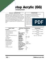 Tremstop AcrylicA