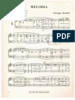 Melodia Rosetta