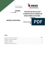 3 Plan de Mejoras -Carrera Ingenieria Forestal