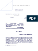 Cajucom, VII vs. TPI Phils. Cement Corporation, Et Al., G.R. No. 149090, February 11, 2005