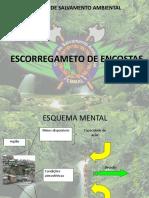 Curso de Salvamento Ambiental - Escorregamento