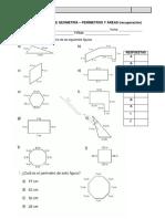 Recuperacion Geometria Area y Perimetro