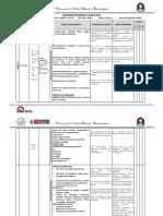 Programación Mensual Agosto 2014