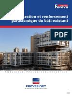 r i 7 - Réparation Et Renforcement Parasismique Du Bâti Existant - Fr - V03