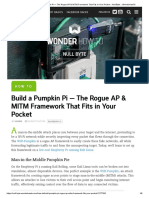 How to Build a Pumpkin Pi — the Rogue AP & MITM Framework That Fits in Your Pocket « Null Byte __ WonderHowTo
