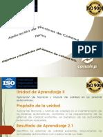 Objetivos y Beneficios Del Sistema de Calidad ISO.