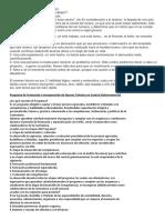Evaluacion Tecnica y Psicologica