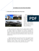 Information About Medan State Polytechnic