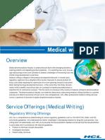 Medical Writing 0