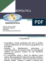 Geopolitic A