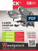 I-lock CM2 Coupler Brochure