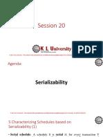 serializability