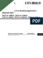 Mitsubishi Manual Usuario PFFY p Vkm