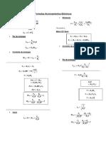 Formulas Accionamientos Eléctricos1