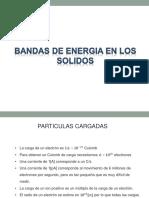 1- Bandas de Energia en Los Solidos