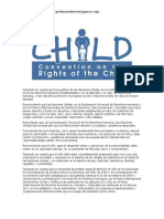 Convention of the Right of the Child