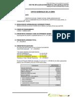 01 Datos Generales de La Obra