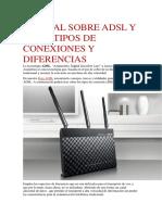 Manual Sobre Adsl y Xdsl