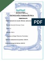 Tecnologia farmaceutica n°4