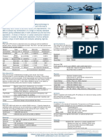 Valeport - MIDAS CTD+ Datasheet