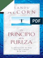 El Principio de La Pureza (Spanish Edition - Alcorn, Randy