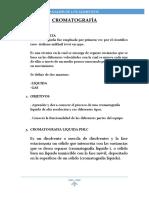 CROMATOGRAFÌA (1)