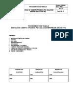 Pssoma-pts-06 R-01 Montaje de Cubierta Tipo Deck