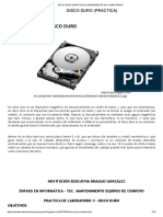 HDD - Practica