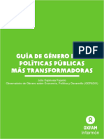 Guia de Genero Para Politicas Publicas m