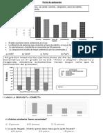 Ficha de Aplicación Grafico de Barras